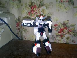 WIP Modified Prowl by ZeldaTheSwordsman