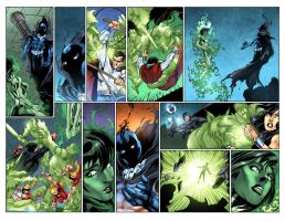 Brightest Day JLA 47 page 2021 by zaratus