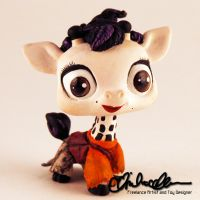 Mary from Hocus Pocus custom LPS by thatg33kgirl