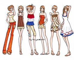 FashionFever Entry - Popsicle Fashion by Jsaren