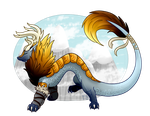 Mountain Dragon OTA [CLOSED] by Summer-Boy