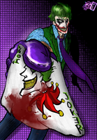 Joker gotta MAGICTRiCK 4you. by BonnyJohn