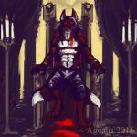 +THE THRONE ROOM+ by Ageaus