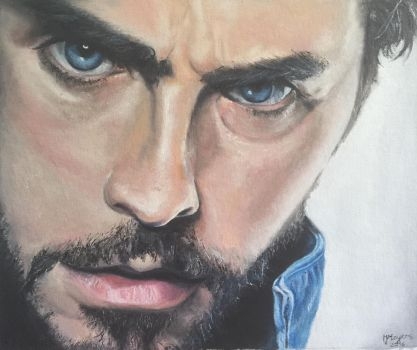 Jared Leto by artbymnm