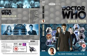 Doctor Who Series Four by BrotherTutBar