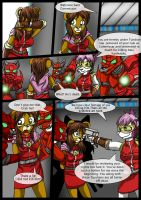 Timeless Encounters Page 200 by MikeOrion