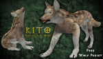 KITO free wolf preset by Some-Art