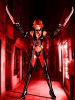 Bloodrayne for Animerulesdaz by PhilipMessina