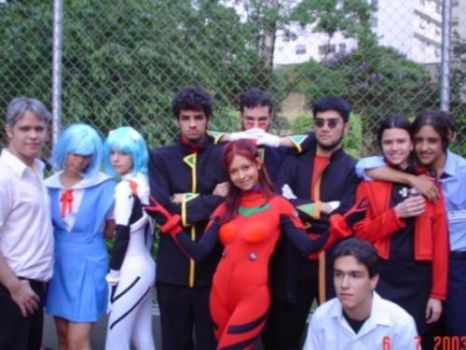 Anime Friends 2003 by AyanamiAngel