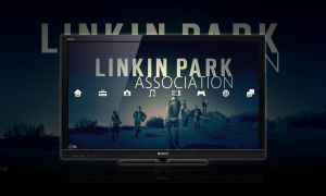 Linkin Park Association Wallpaper PS3 Theme Pack by DesignsByTopher