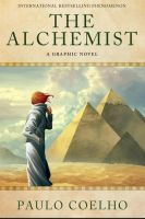 The Alchemist Graphic Novel Cover by vtishimura