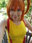 Misty - Pokemon by Carol-Correa
