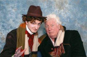 Tom Baker by MBaca42