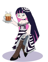 Wild Bitch - Stocking by KoikoPunk-Unded