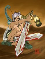 LoL - Items Only Riven by Dalehan