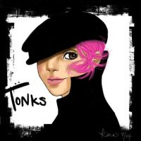 Tonks by Starlettegurly