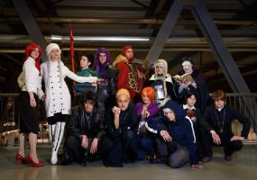Fate Zero Group by TheBurningWitch