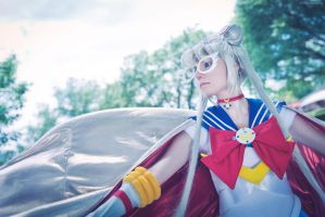Manga Sailor Moon 4 by SinnocentCosplay