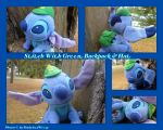 School Boy Stitch by DoloAndElectrik