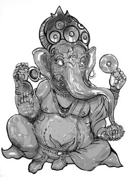 Ganesh T-1000 by funi