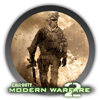 Call of Duty Modern Warfare 2 - Icon by Blagoicons