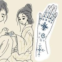 Research about the tattoo by shibu