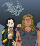 Thor: The Dark World by theperfectbromance