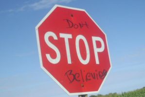 Don't STOP Believing by MysteriousLuigi