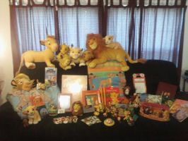 My Lion King Collection by Twitterlu