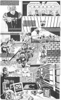 Judge Dredd - Cycle of Violence page 3 by darkpassenger1888