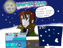 Serge- Winter in Videogames by VideoWizard2006