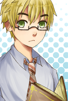 [Hetalia] English Literature Teacher by caeths