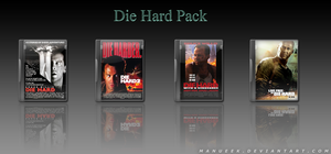 Die Hard Pack by manueek