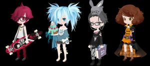 4/4 Adopts~TAKEN by ThisisADOPTABLES