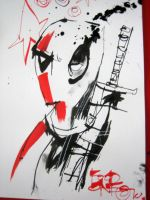Deadpool by JimMahfood-FoodOne