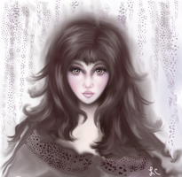 Lady Orchid2 by thepurpleorchid1