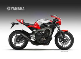 YAMAHA MT-09 FASTER SON RAINEY by obiboi