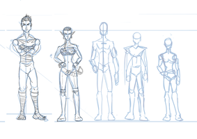 RPG-Group WIP by Guinicius