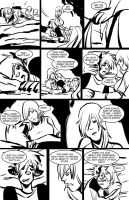 Rough Comic by angieness
