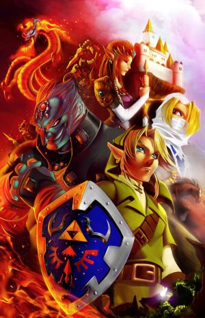 legend of zelda wallpapers. The Legend of Zelda world.