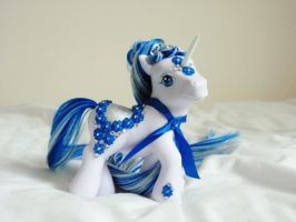 custom my little pony sapphire 4 by thebluemaiden