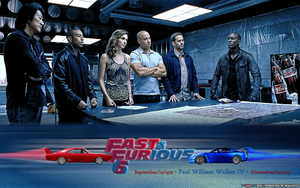 R.I.P. PAUL WALKER (Actor) by CSuk-1T