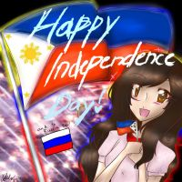 Happy Independence Day!!!! PH and Russia by MICO-G