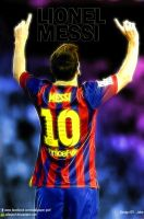 Lionel Messi FC Barcelona wallpaper by jafarjeef