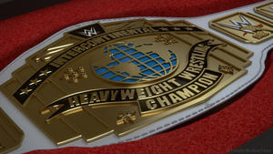 Intercontinental Championship by SeGentlyBrokenMan