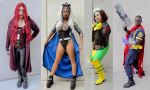 X-Men Cosplay NYCC 2014 by TheSpazOutLoud