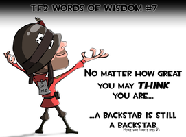 TF2 Words of Wisdom -  07 by Ludichrist