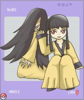 Pokemon 303: Mawile by jigglysama