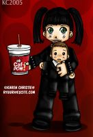 NCIS-Abby Sciuto with McGee by ryuuri