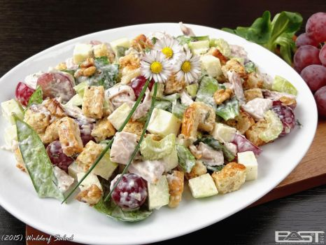 Waldorf Salad by PaSt1978